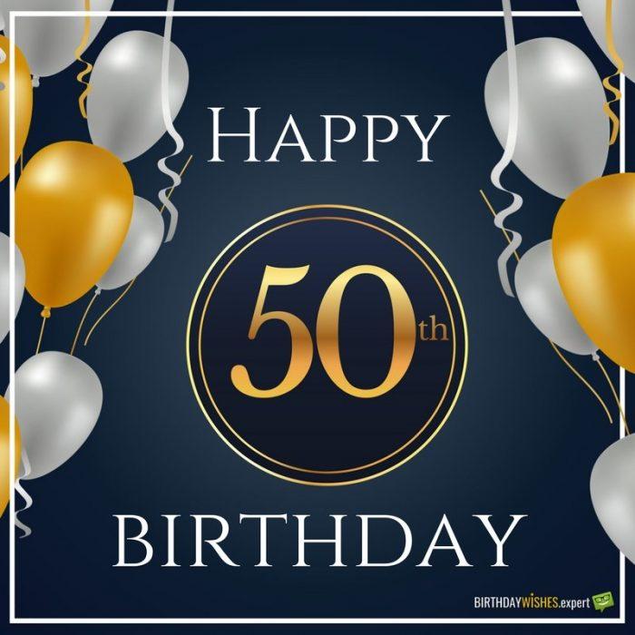 cestitke za 50 rodjendan Najljepse cestitke za 50 rodjendan | Poruke i Čestitke cestitke za 50 rodjendan